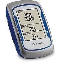 Garmin Edge 500 GPS ANT+ Lightweight GPS Cycling Bike Computer and Training Partner - Blue / Silver (Certified Refurbished)