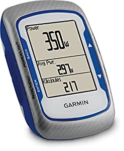 Garmin Edge 500 GPS ANT+ Lightweight GPS Cycling Bike Computer and Training Partner - Blue / Silver (Certified Refurbished)
