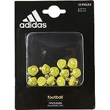 adidas Tpu Studs Tacos para Botas de Fútbol, Unisex adulto, Plateado (Plamet), Talla Única