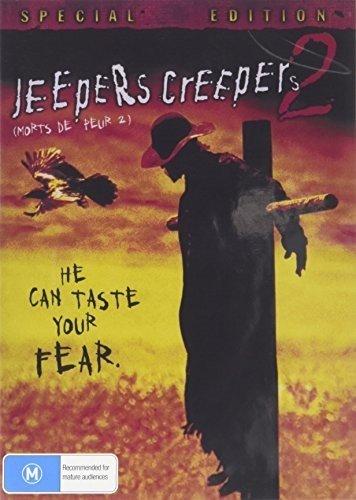 JEEPERS CREEPERS 2 - JEEPERS CREEPERS 2 (1 DVD) (Jeepers Creepers 1 Und 2)