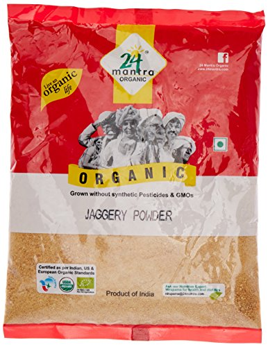 24 Mantra Organic Products Jaggery Powder