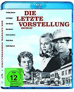 Die letzte Vorstellung - Director's Cut [Blu-ray]