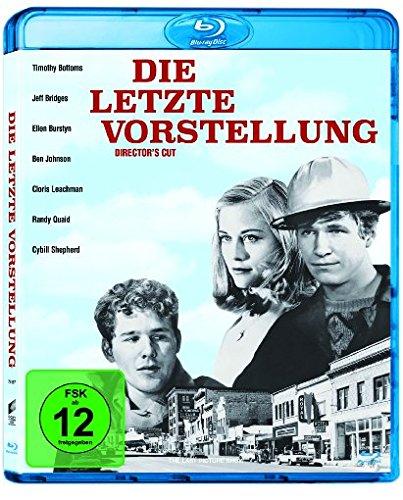 Bild von Die letzte Vorstellung - Director's Cut [Blu-ray]
