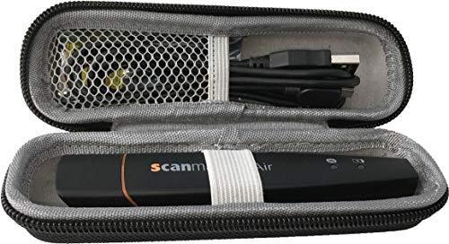 Hartschalentasche für ScanMarker Scannerstift Air/USB von JOURIST (Scanner Pen)