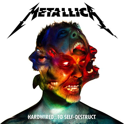 Hardwired...To Self-Destruct (Limited Deluxe Vinyl Box) [Vinyl LP] - Limited Edition Farbe