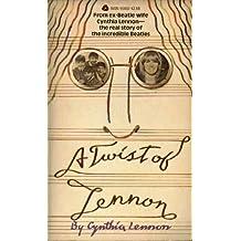 A Twist of Lennon by Cynthia Lennon (1980-02-01)