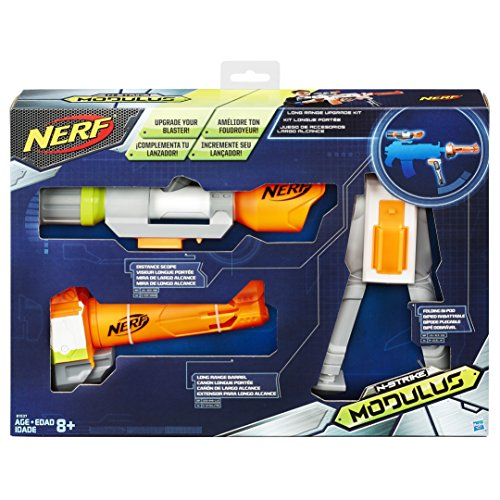 Hasbro Nerf B1537EU4 - N-Strike Elite Modulus Zubehör-Set