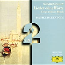 Mendelssohn: Songs without Words (2 CD's)