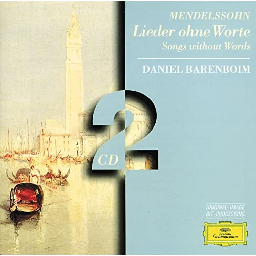 "Mendelssohn: Lieder ohne Worte, Op.102 - No. 5. Allegro vivace in A ""The Joyous Peasant"""