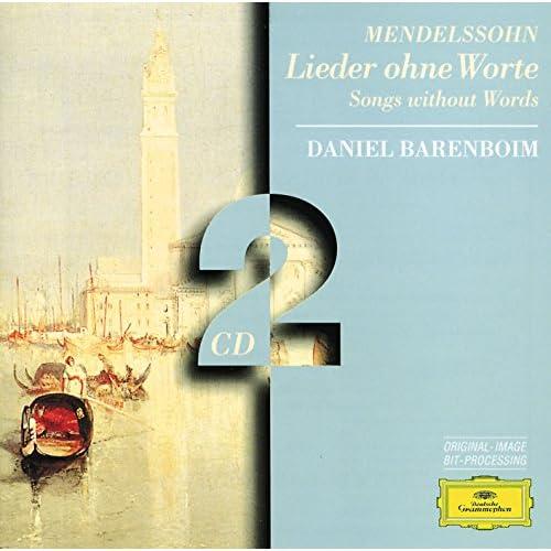 "Mendelssohn: Lieder ohne Worte, Op.62 - No. 6 Andante Grazioso In A ""Spring Song"""