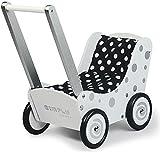 Unbekannt Simply for Kids 36409 Holz Puppenwagen, Silver