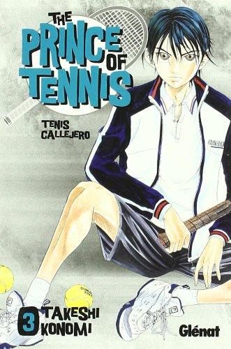 The prince of tennis 3 (Shonen Manga) por Takeshi Konomi