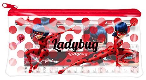 Scolastico Astuccio Ladybug Marinette Ufficiale