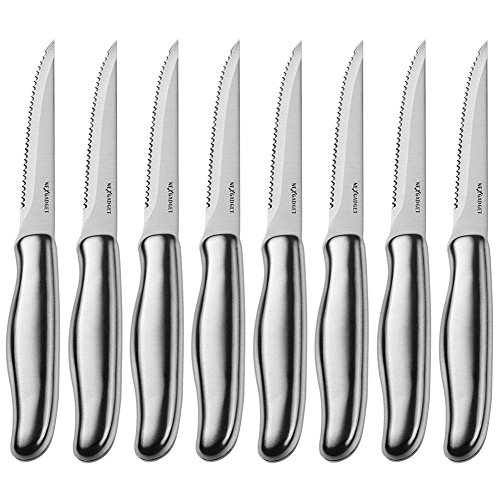 Nexgadget coltelli da bistecca acciaio inox coltello bistecca in acciaio inox coltelli set di - Set di coltelli da cucina ...