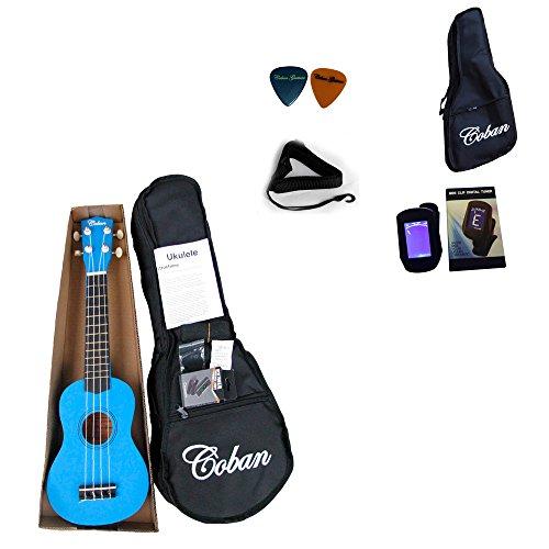 coban-guitars-ukelele-soprano-en-4-colores-azul-oscuro-morado-negro-y-luz-azul-incluye-10-mm-acolcha