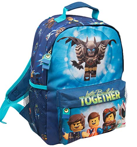 Lego Movie 2 Sets Batman Rucksack Schultasche Superhelden Kinderrucksack