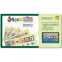 SteckLÜK: Vorschule mix 2 Mathe - Deutsch - Logik: Alter 5 - 6 (grün)