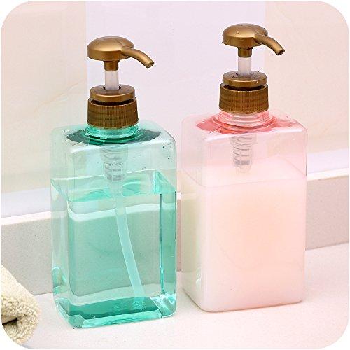 600 ml Distributeur de savon rétro à la main Savon/Shampoing/gel douche/détergent/Bottling