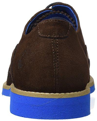precio competitivo 7028b e2c0c El Ganso M, Zapatos de Cordones Oxford para Hombre, (Marrón ...