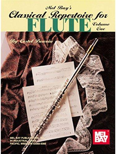 Classical Repertoire for Flute Volume One. Partitions pour Flûte Traversière