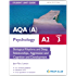 AQA(A) A2 Psychology Student Unit Guide New Edition: Unit 3 Biological Rhythms and Sleep, Relationships, Aggression and Cognition and Development (Student Unit Guides)