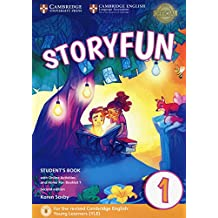 Storyfun for Starters Level 1 Student's Book with Online Activities and Home Fun Booklet 1 Second Edition