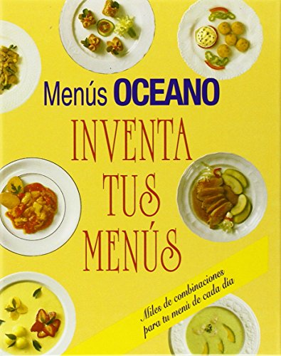 Inventa tus menus de cocina menus oceano EPUB Descargar gratis!