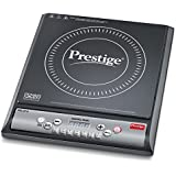Prestige PIC 27.0 1200-Watt Induction Cooktop (Black)