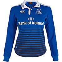 Canterbury Womens/Ladies Leinster Classic Long Sleeve Jersey Shirt