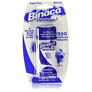 Binaca Fastblast Atem Spray Pfefferminze (6erPack)