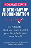 Dictionary Of Pronunciation 1st Edition price comparison at Flipkart, Amazon, Crossword, Uread, Bookadda, Landmark, Homeshop18