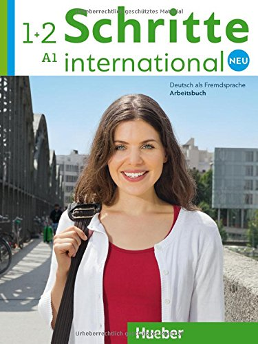 Schritte international neu. Vol. 1-2. Arbeitsbuch. Con espansione online. Con 2 CD Audio. Per le Scuole superiori