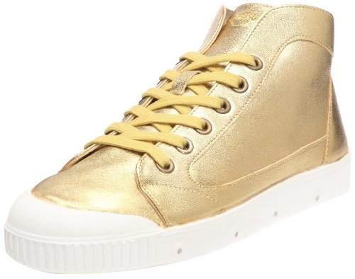 Springcourt - Sneaker P B Kb Ez04 74_Rose (Gold Fox White) Uomo, Rosa (Rose (Gold Fox White)), 44