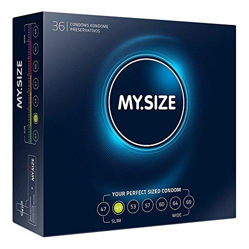 My.Size Kondome, 49 mm, 36 Stück