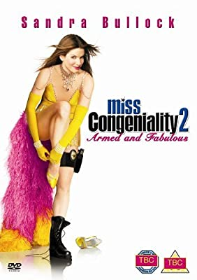 Miss Congeniality 2 [DVD] [2005] by Sandra Bullock