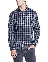 Levis Mens Casual Shirt (6920028066403_36331-0001_Large_Black)