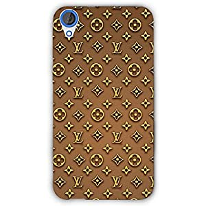 EYP Louis Vuitton LV Back Cover Case for HTC Desire 820