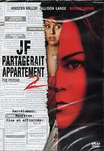 JF partagerait appartement 2