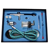Agora-Tec Airbrush Pistole Kit AT-AK-02 - 2