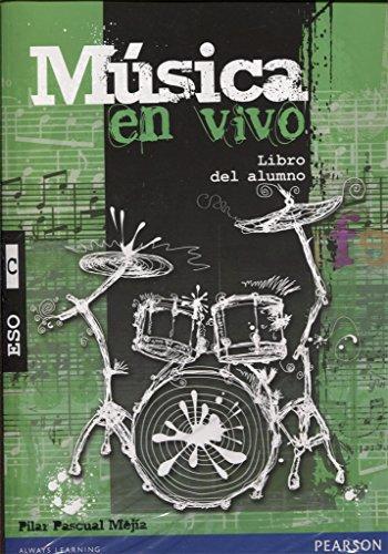 Música en vivo C libro del alumno pack