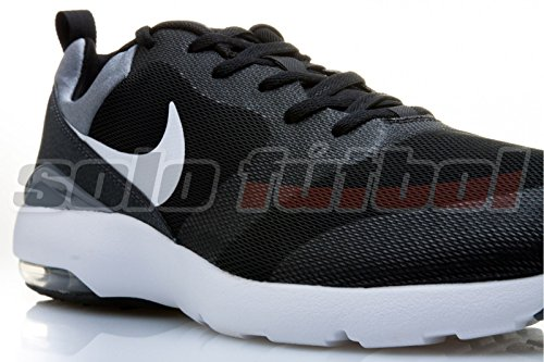 Nike Herren Air Max Siren Sport & Outdoorschuhe Negro / Blanco / Gris (Black / White-Wolf Grey-Cl Grey)
