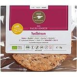 Cookies von eat Performance (Vanille, 1x 50g) Bio, Paleo, Superfood, Gebäck ohne Zucker und Getreide, glutenfrei, laktosefrei
