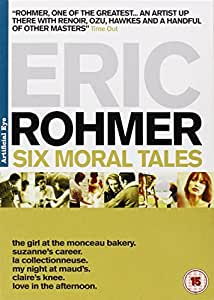 Eric Rohmer - Six Moral Tales [DVD]