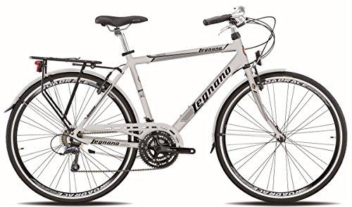 LEGNANO BICICLETA 300SANREMO GENT 21V TALLA 56SILVER (CITY)/BICYCLE 300SANREMO GENT 21S SIZE 56SILVER (CITY)