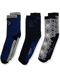 Lego Wear Ayan 601-3-Pack Socks, Chaussettes Garçon, (lot de 3)