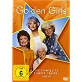 Golden Girls - Die komplette fünfte Staffel