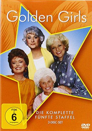 Golden Girls - Staffel 5 (3 DVDs)