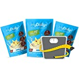 MyDaily Meal Replacement Slim Shake For Weight Loss Pack Of 3 Vanilla Flavor - Free Diet Consultation