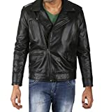 Shagoon Emporium Men's Leather Riding Ja...