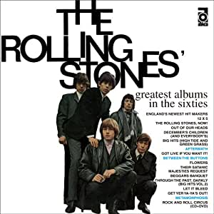The Rolling Stones' greatest albums in the sixties [Import USA]